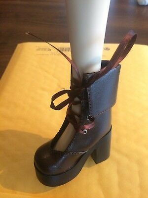 bjd doll SD shoes 1/3 brown boots girl boys