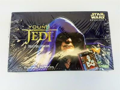 Star Wars CCG Young Jedi DUEL OF THE FATES Factory Sealed Booster Box NEW