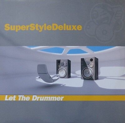 Superstyledeluxe - A1 Let The Drummer A2 (Drumattic Twins Remix) B1 Flash Dance
