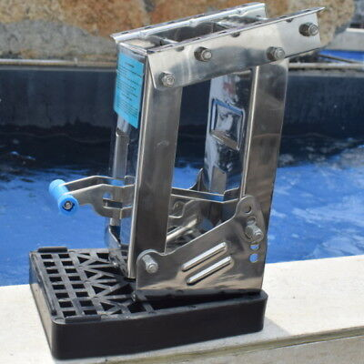 Exquisite 2-stroke Stainless Steel Outboard Auxiliary Motor Bracket Up To 20hp