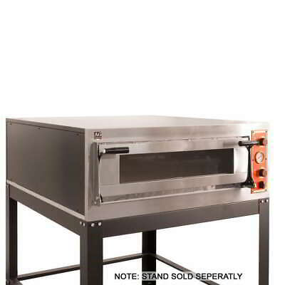 Italian Made Commercial 4 Series Single Deck/pizza Electric Oven With Stone Base