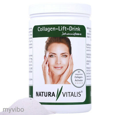 Natura Vitalis  Collagen-Lift-Drink 800g mit L-Lysin