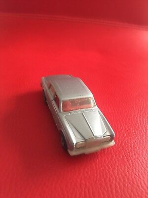 MATCHBOX SUPERFAST No 39 ROLLS-ROYCE SILVER SHADOW.II. MADE IN ENGLAND BY LESNEY
