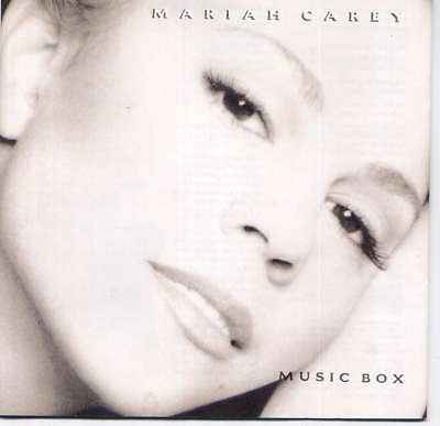 MARIAH CAREY -  Music box - CD album