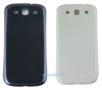 For Samsung Galaxy S3 III GT-i9300 Battery Back Cover Door Housing Rear Case new