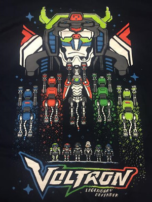 T-shirt - VOLTRON (Taille M - neuf)