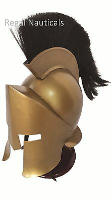 The King 300 Helmet Lion Heart  Spartan Helmet Replica Helmet Hollywood Movie