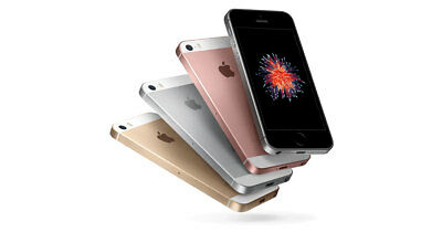 "Apple iPhone SE 32GB Alle Farben - 2GB RAM - 4"" LCD - 12MP CAM ...::NEU::..."