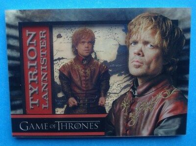 2012 Rittenhouse *GAME Of THRONES* Season 1 ShadowBox Card *DINKLAGE Tyrion
