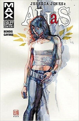 Jessica Jones: Alias Volume 2, Brian Michael Bendis, Michael Gaydos, Excellent B