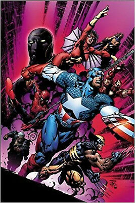 New Avengers by Brian Michael Bendis: The Complete Collection Vol. 2 (The New Av