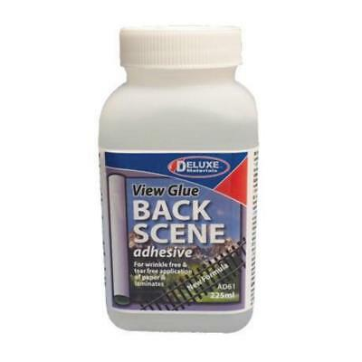 Deluxe Materials View Glue Backscene Adhesive 225ml
