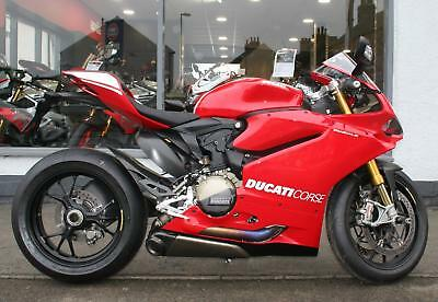 2015 Ducati 1199 PANIGALE R at Teasdale Motorcycles, Yorkshire