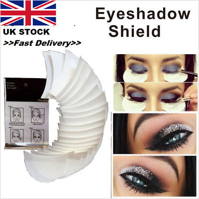 Makeup Tool Eye Shadow Shields Patches Stickers Pads Eyes  Eyeliner guide