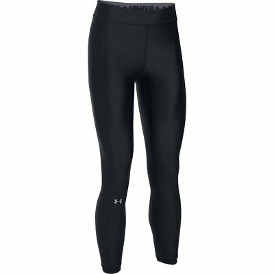 Authentic UNDER ARMOUR  Womens HeatGear Ankle Crop Running Tights