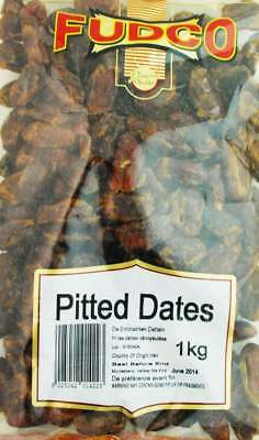 Fudco Pitted Dates 1 Kg