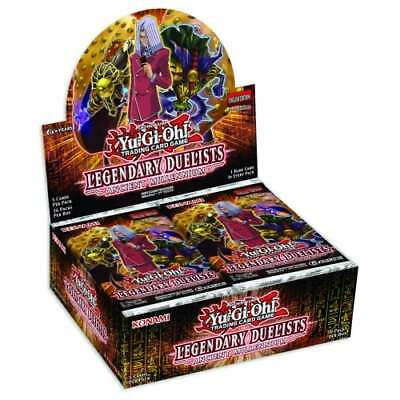 YU-GI-OH! LEGENDARY DUELISTS: ANCIENT MILLENNIUM * Booster Box *PRE-ORDER*