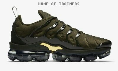 new concept 70569 bd376 Nike Tuned 1 Air VaporMax Plus Olive Olive Men's Trainer All Sizes