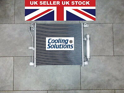 Brand New Condenser (Air Con Radiator) Nissan Juke 1.5 Dci F15 2010 Onwards