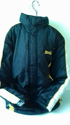 NEW Boys 33-34 inch Warm Padded Sports Jacket Football Games Outdoors Etc