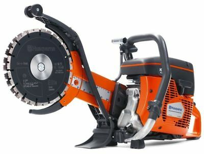 Husqvarna K760 Cut-n-Break comes w Husqvarna EL35CNB Blades + Cut-n-Break Tool