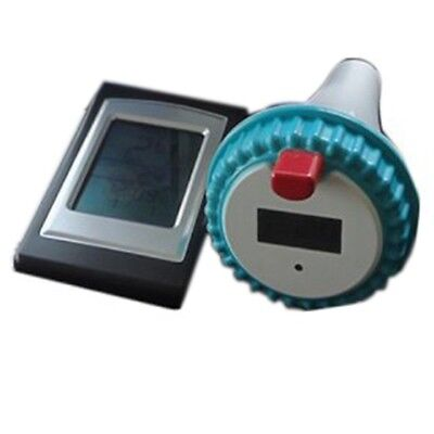 Wireless Digital Floating Swimming Pool Thermometer Temperature FP