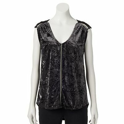 Womens Simply Be Drop Shoulder Glitter Top Simply Be