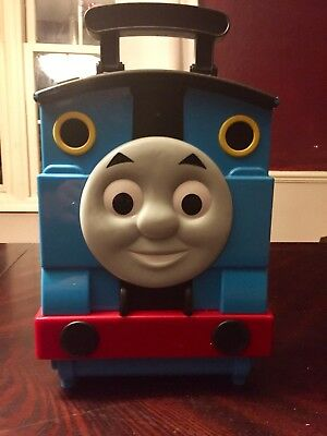Thomas and Friends 2009 Take-n-Play Train Carry Case Die Cast Track Take Along