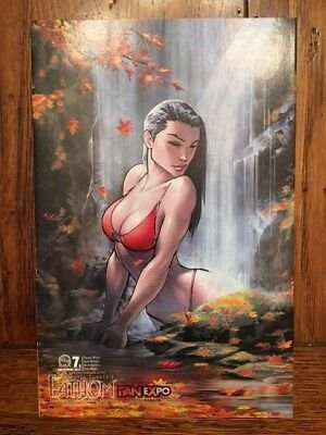 Fathom #7D Fan Expo Canada Exclusive Limited Edition