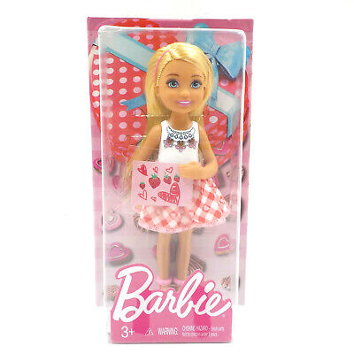 Barbie Chelsea Mini Doll ~ Valentines Day Edition (Mattel)