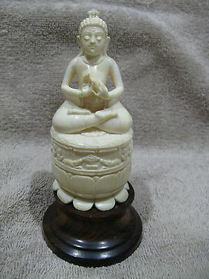 Antique Hand carved  figurines