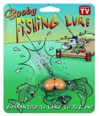 Booby Fishing Lure To Land The Big One with the Boys Out Day to Fish Funny Cute