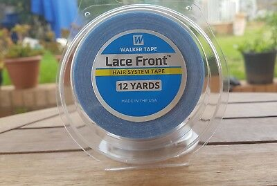 """Lace Front Support Tape Rolls - 1/2"""" x 12yds Tape Roll"""