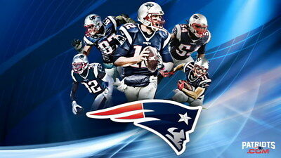"110 Tom Brady - New England Patriots Super Bowl MVP NFL Player 42""x24"" Poster"