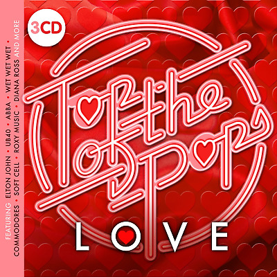TOTP Love - Various Artists 3CD Boxset (Now Available)