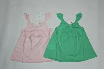 BRAND NEW COUNTRY ROAD BABY GIRLS SOFT SINGLET TOP chose colour & size please