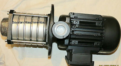 submersible pump coolant pump Stainless Steel 300 LT / Min Height 45 M HEB 04