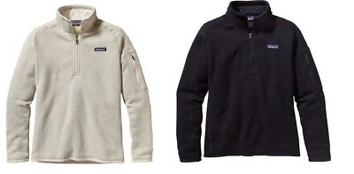 Patagonia Womens Better Sweater 14 Zip Pullover 7990 Picclick