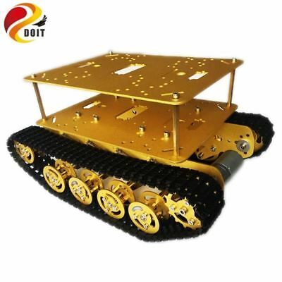 DOIT Double Chassis Shock Absorber Tank Chassis TS100 from DIY Crawler Tracked M