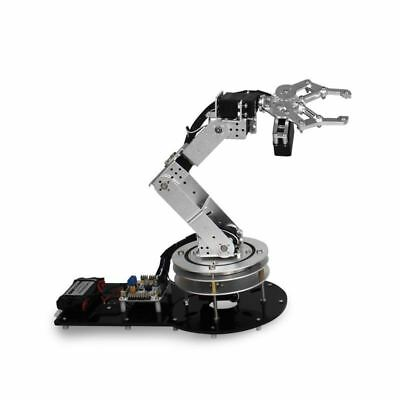 Industrial Robot 550 Mechanical Arm 100% Alloy Manipulator 6 Degree Robot arm Ra