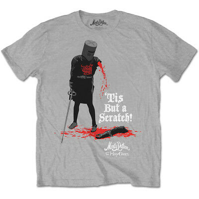 MONTY PYTHON 'Tis But a Scratch' T-Shirt - Official Licensed Merchandise