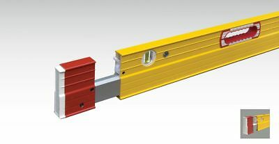 "Stabila XTL 48""-79"" Exact Length Magnetic Aluminum Plate Level Durable - 35479"