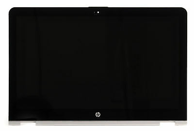"HP ENVY X360 M6-AQ103DX M6-AQ105DX 15.6"" Full HD LCD Screen Touch Silver Frame"