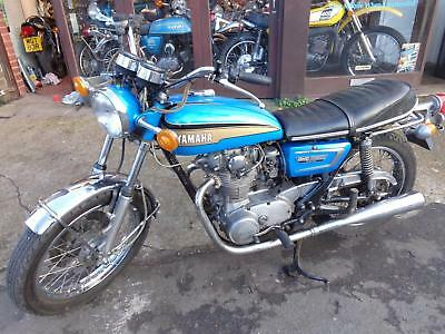 Yamaha yl1 100 twin jet 1967 unregistered classic for 1973 yamaha tx650