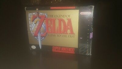 SNES Legend of Zelda - A Link to the Past Complete