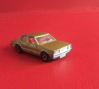MATCHBOX SUPERFAST No 55 FORD CORTINA 1979 MADE IN ENGLAND BY LESNEY