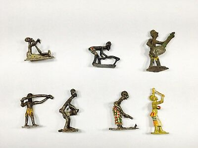 Ashanti Gold Weight African Bronze 19th C. Lost Wax figures