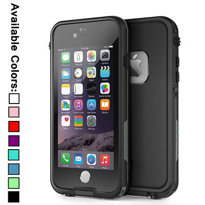 Waterproof Shockproof Heavy Duty Protective Phone Cover Case For iPhone6 6S Plus