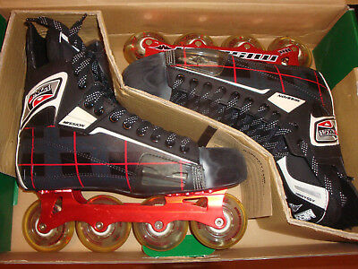 Mission Hockey Assassin SR RLR Skate - Inline Roller Blades - Mens Size 13D