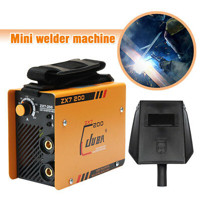 5.5 KW 220V Portable Welding Machine MMA Welder DC IGBT Soldering Inverter Tool